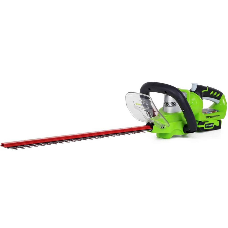 Greenworks Heggenschaar Zonder 24 V Accu Deluxe G24ht57 2200107