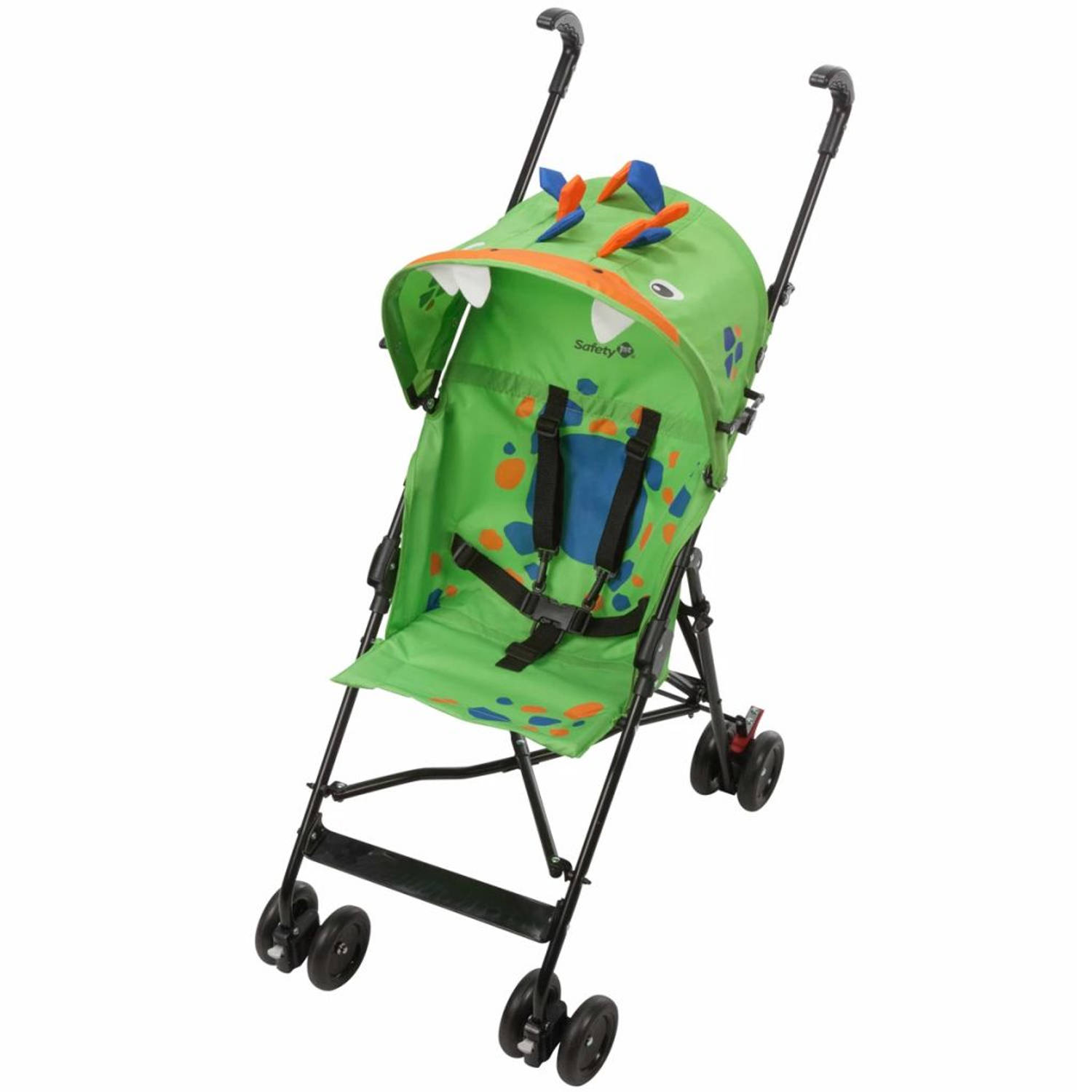 Safety 1st Buggy Crazy Peps Spike groen 1187540000