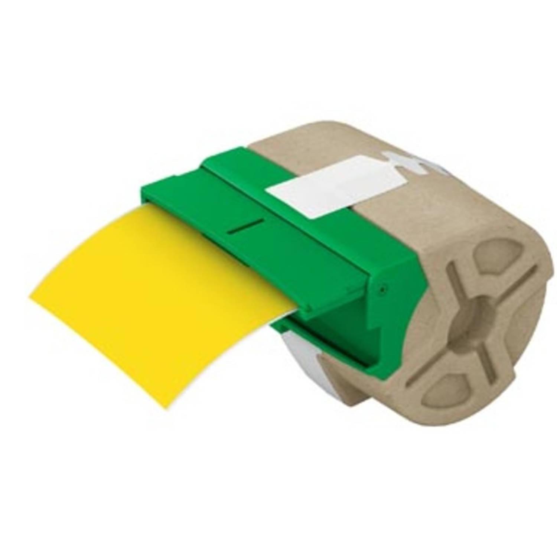 Leitz Icon labelcartridge plastic, voor labels tot 88 mm breed, geel