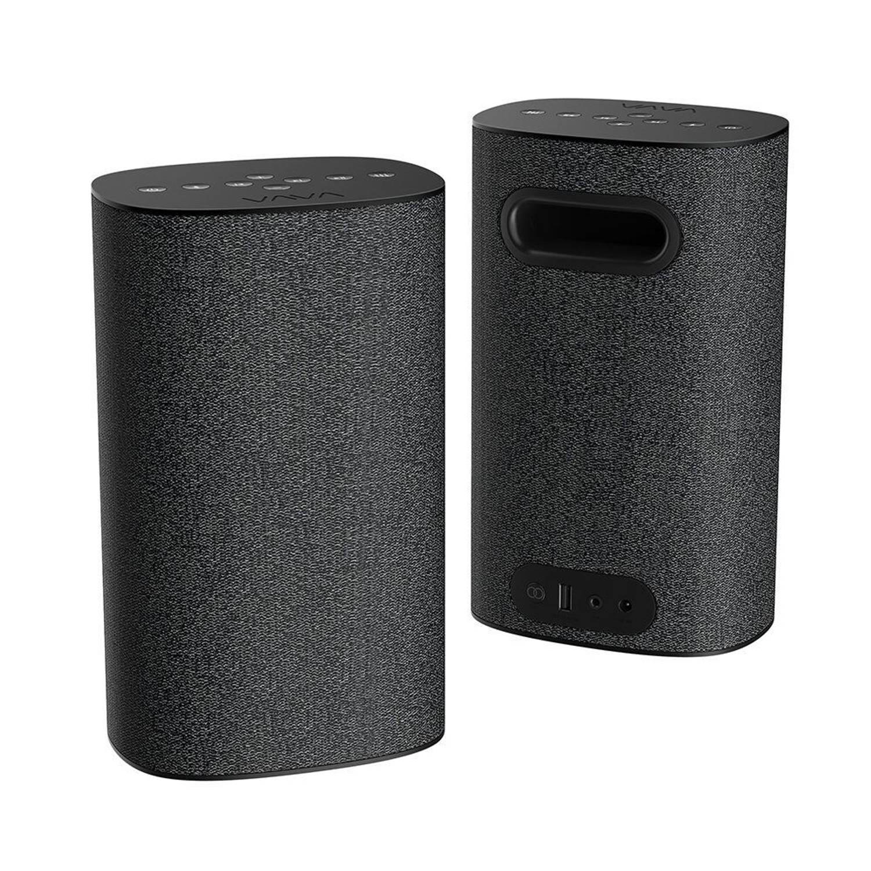 VAVA VA-SK003 VOOM 22 Duoset Bluetooth Speaker 30W Zwart