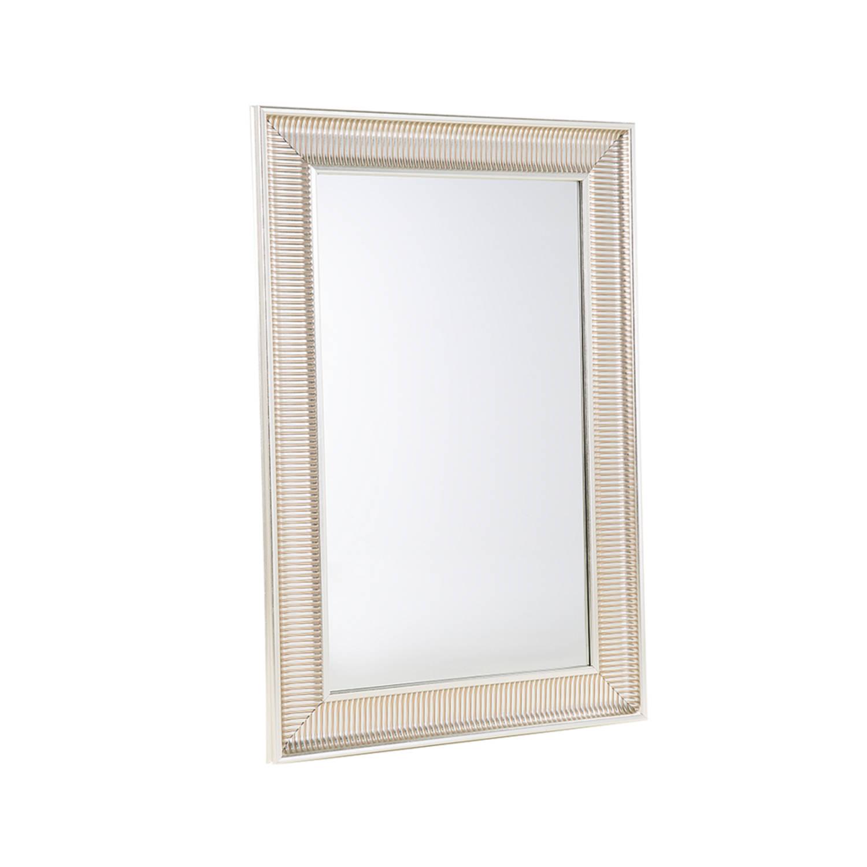 Korting Beliani Cassis Wandspiegel Synthetisch Materiaal 4 X 60 Cm