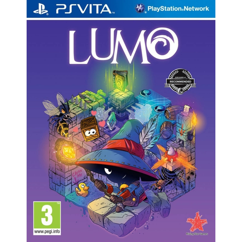 Lumo PS Vita Game