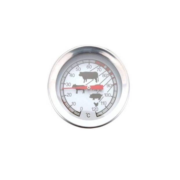 Excellent Houseware Vleesthermometer RVS