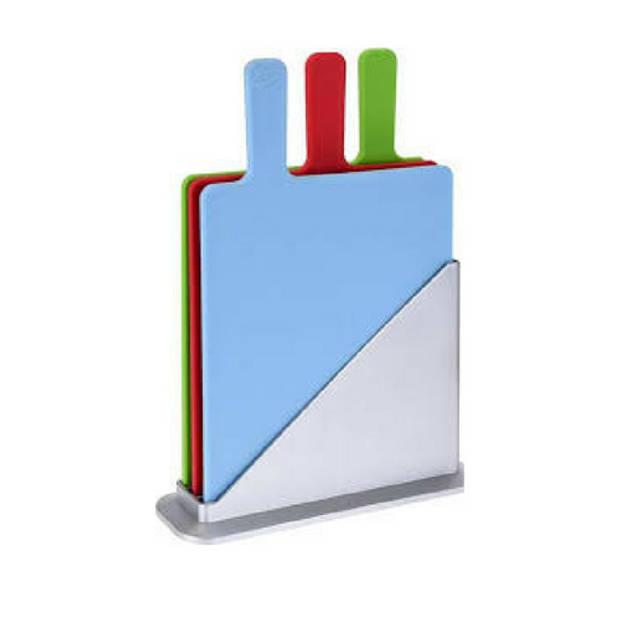 Excellent Houseware Snijplankenset kleuren