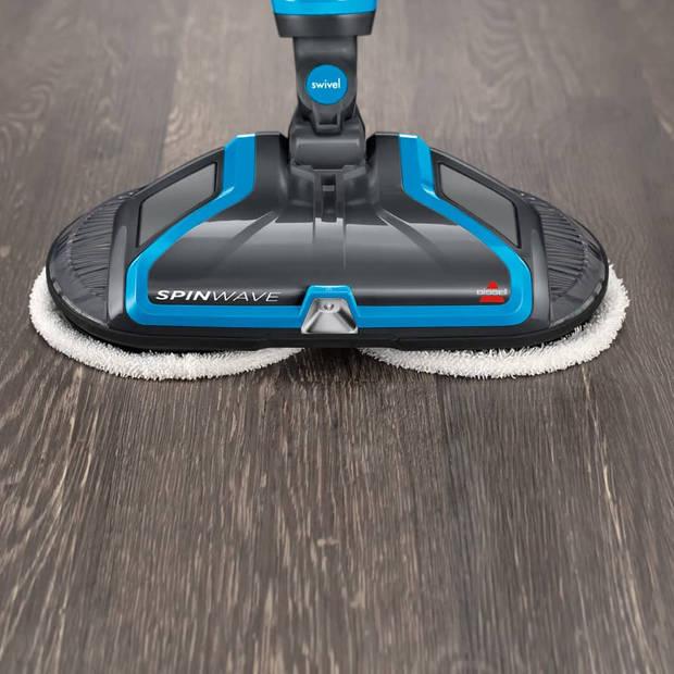 Bissell Vloerreiniger SpinWave blauw 20522