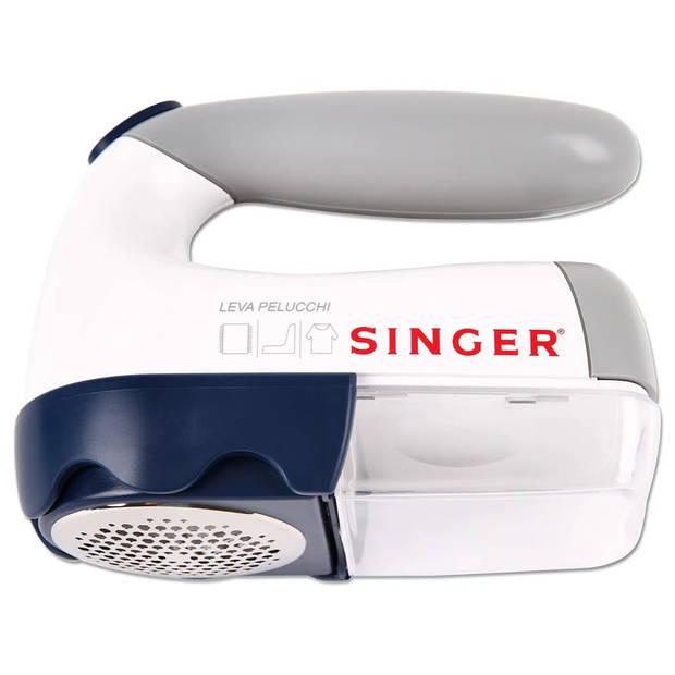 Singer Pluizendief BSM203 wit