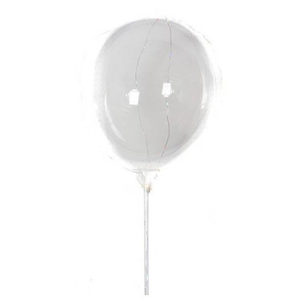 Kamparo ballon met led-verlichting 30,5 cm