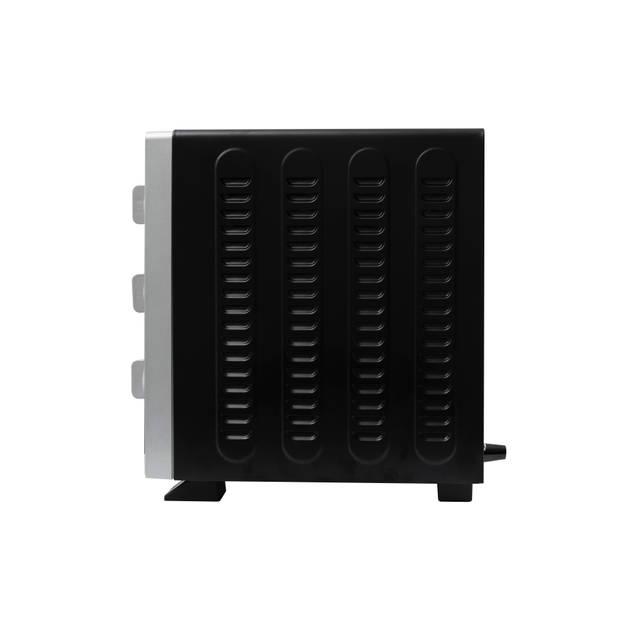 Inventum heteluchtoven OV366CS 36 liter - zwart