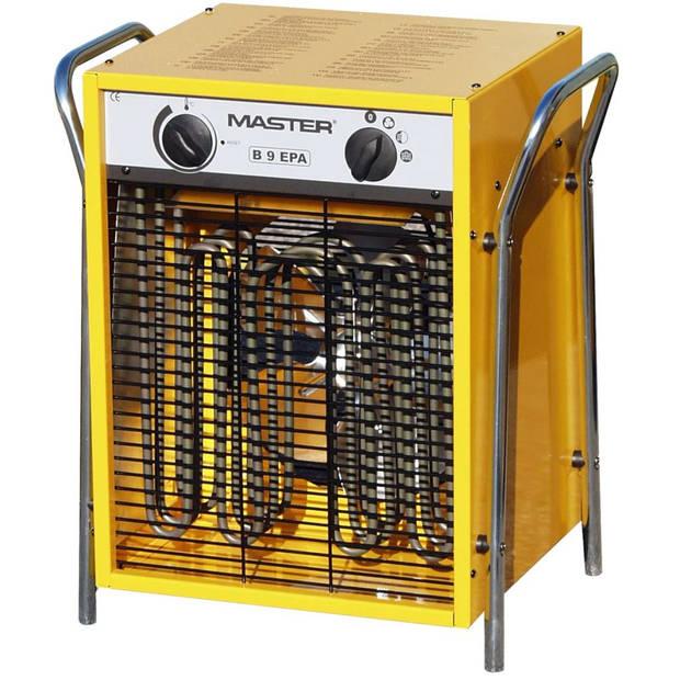 Master elektrische heater B9EPB 800 m³/uur