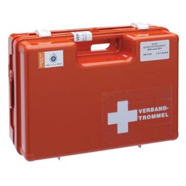 Basis bedrijfsverbandset volgens richtlijnen Oranje Kruis