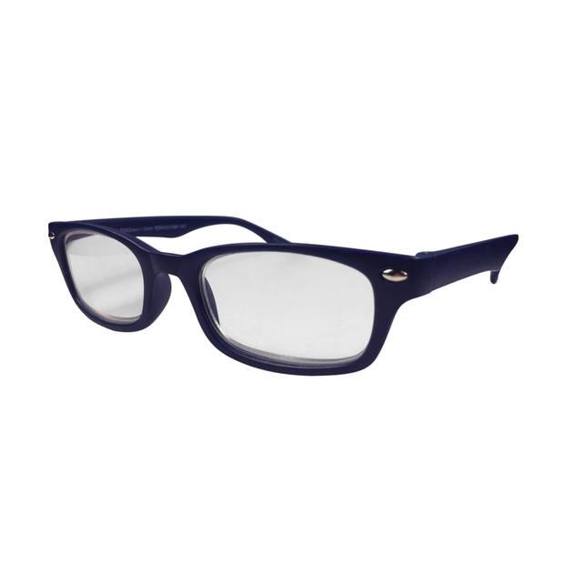Leesbril Donkerblauw Sterkte 3,0