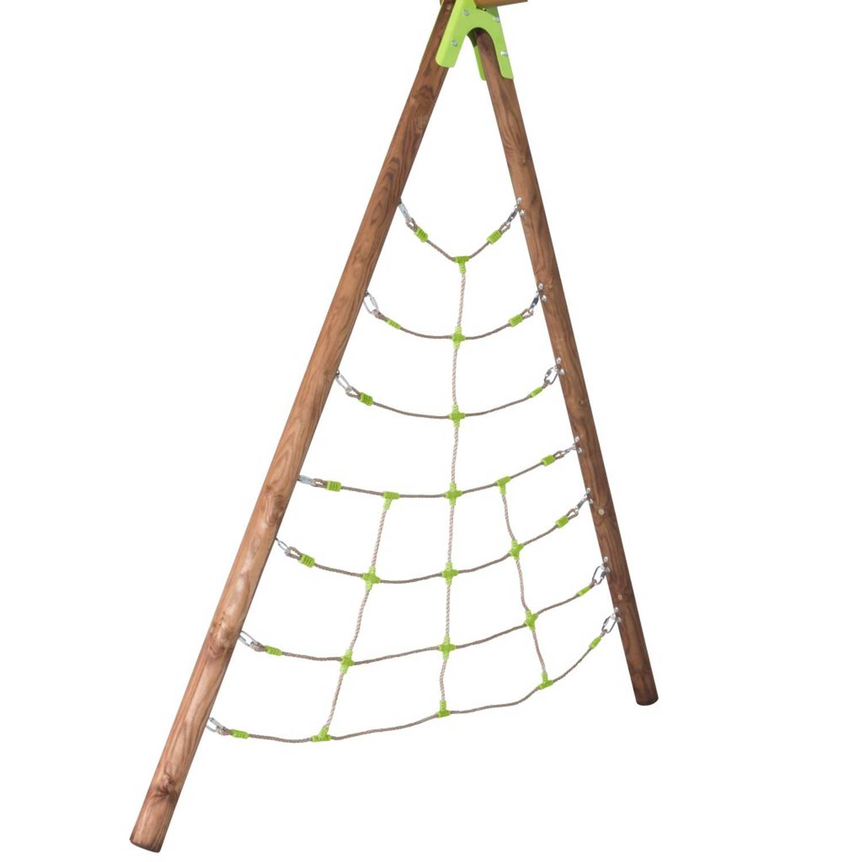 TRIGANO Webset Spider voor houten schommelsets 2,3 m J-900550