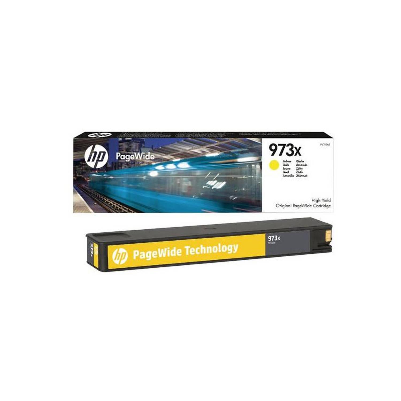 HP 973X geel Cartridge