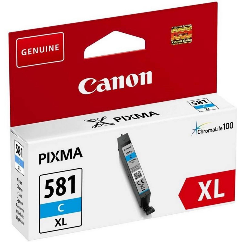 Canon CLI-581XL cyaan Cartridge