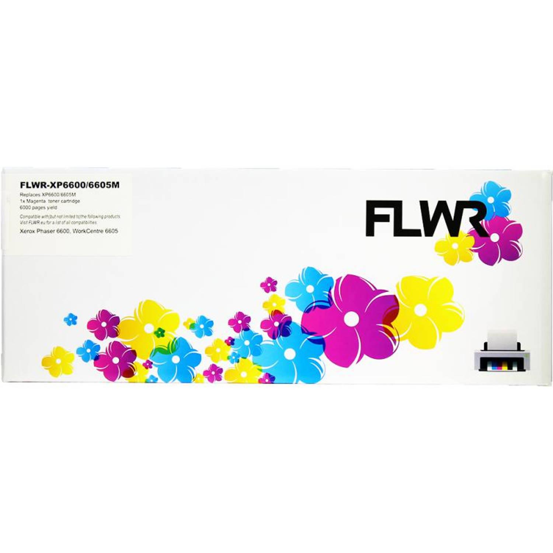 FLWR Xerox 6600/6605 magenta Toner