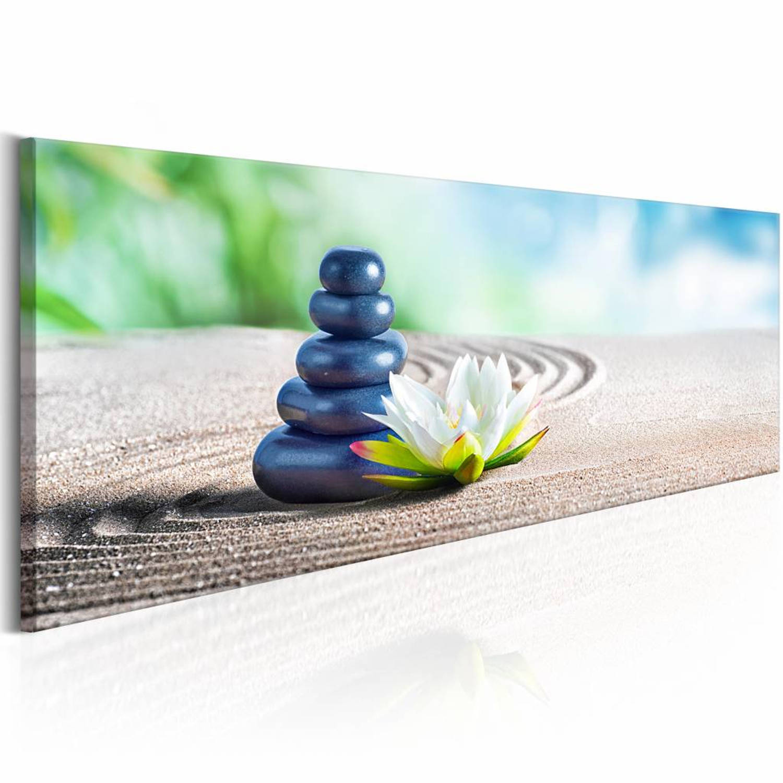 Schilderij - Calm Place - 150x50