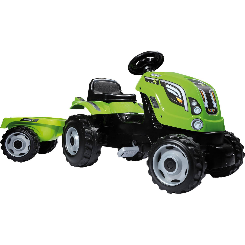 Farmer XL Tractor met aanhanger