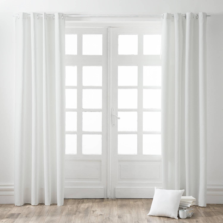 Today Kant en Klaar Gordijn Verduisterend Wit - 140cm x 260cm
