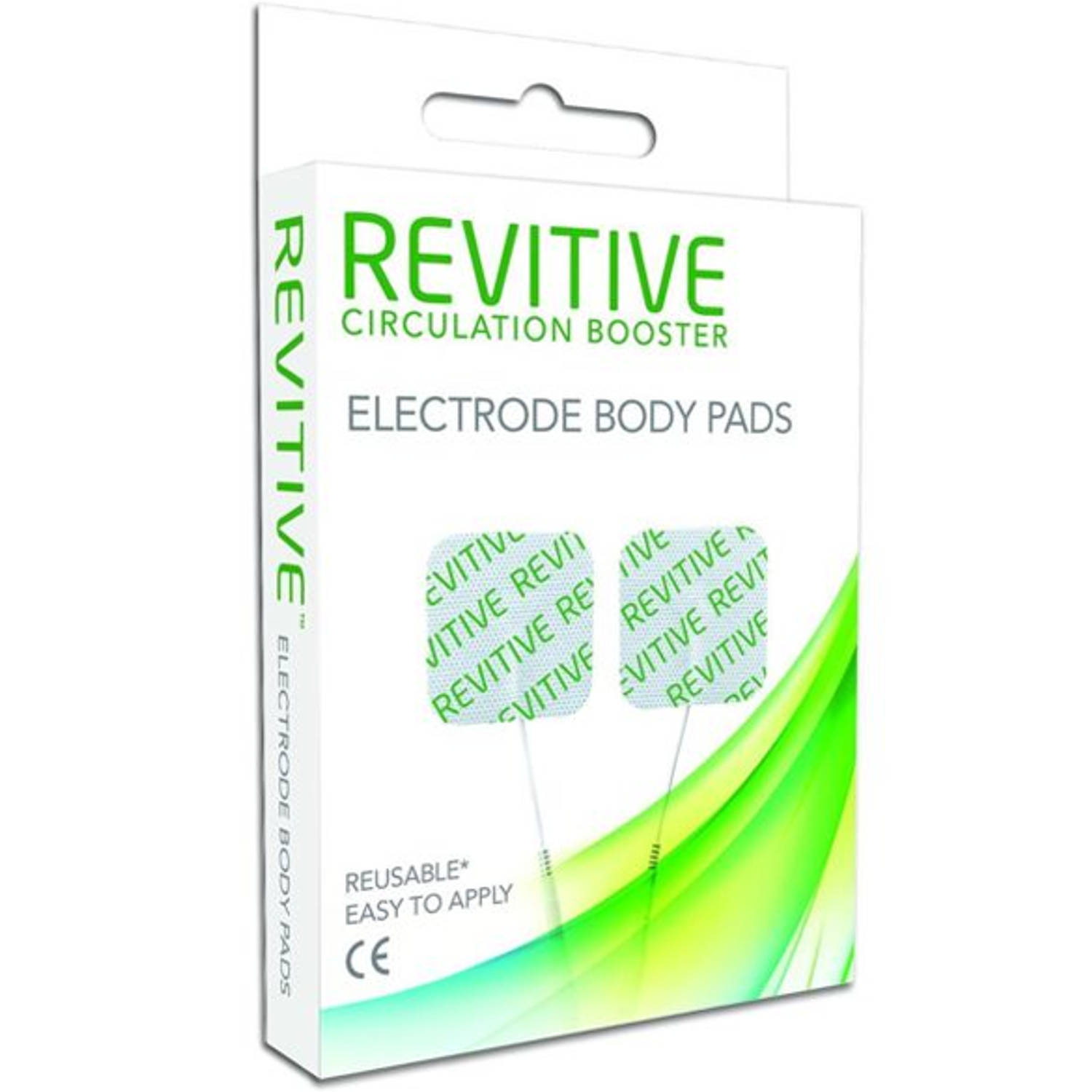 Stelcomfort Revitive Circulation Tens Electroden Pads