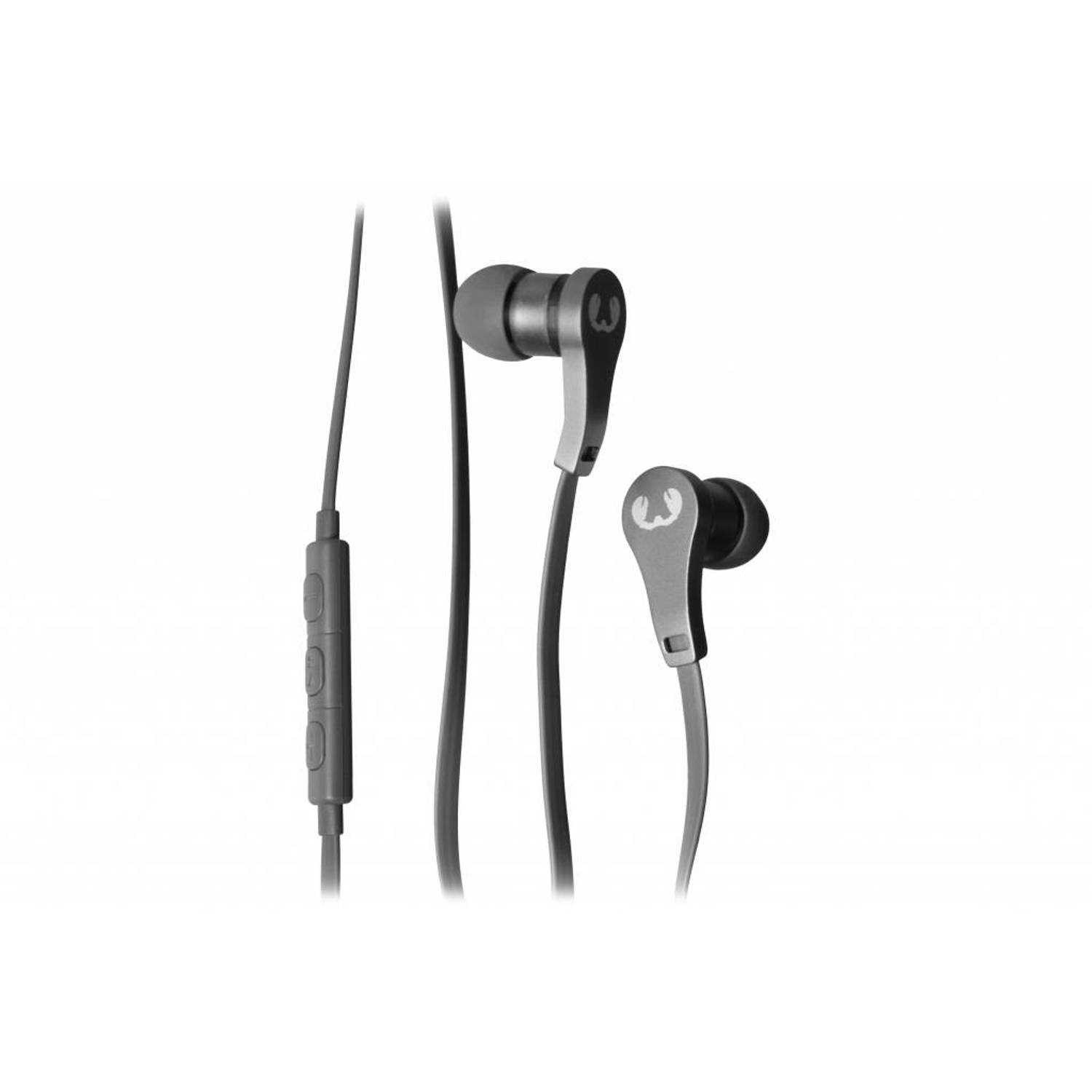Donkergrijze Lace Earbuds