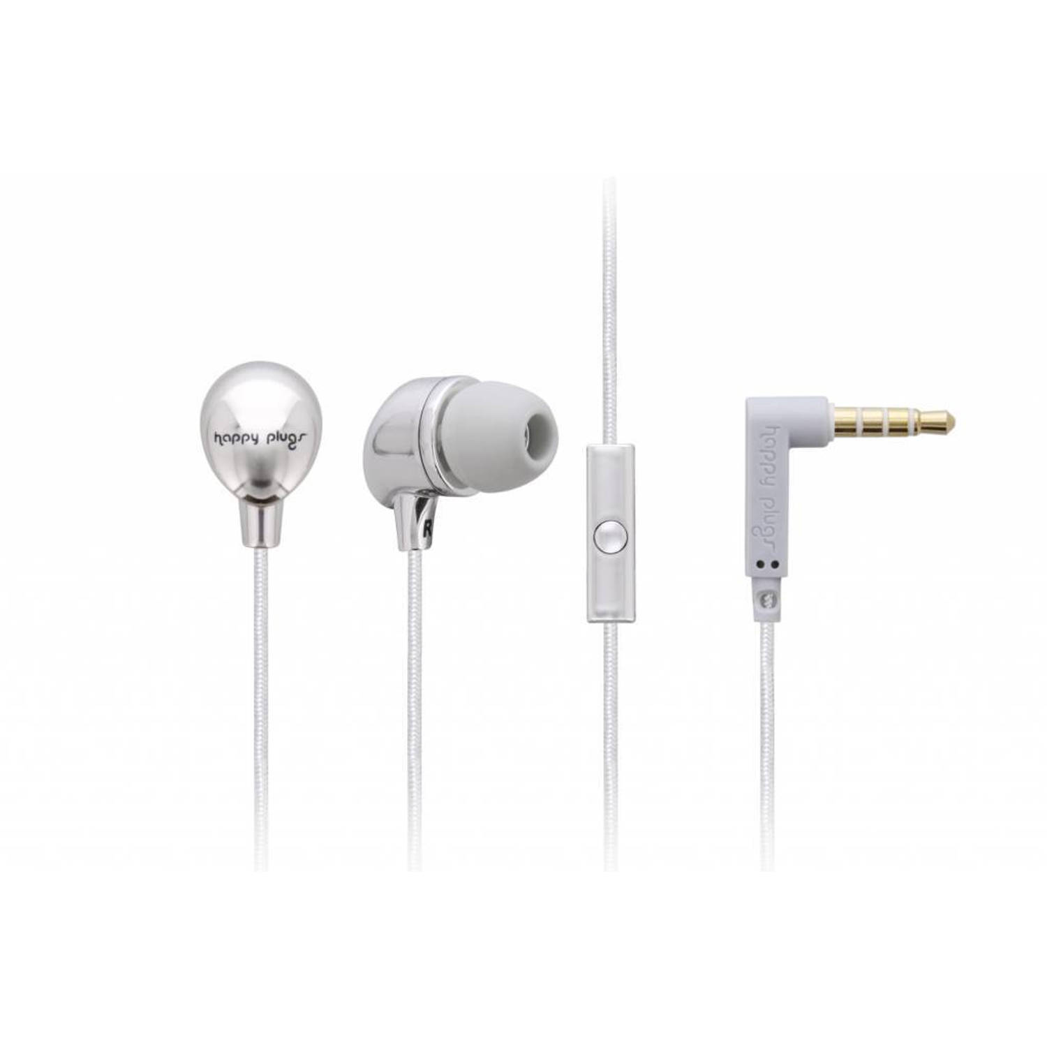In-Ear Headphones Deluxe Edition - Silver