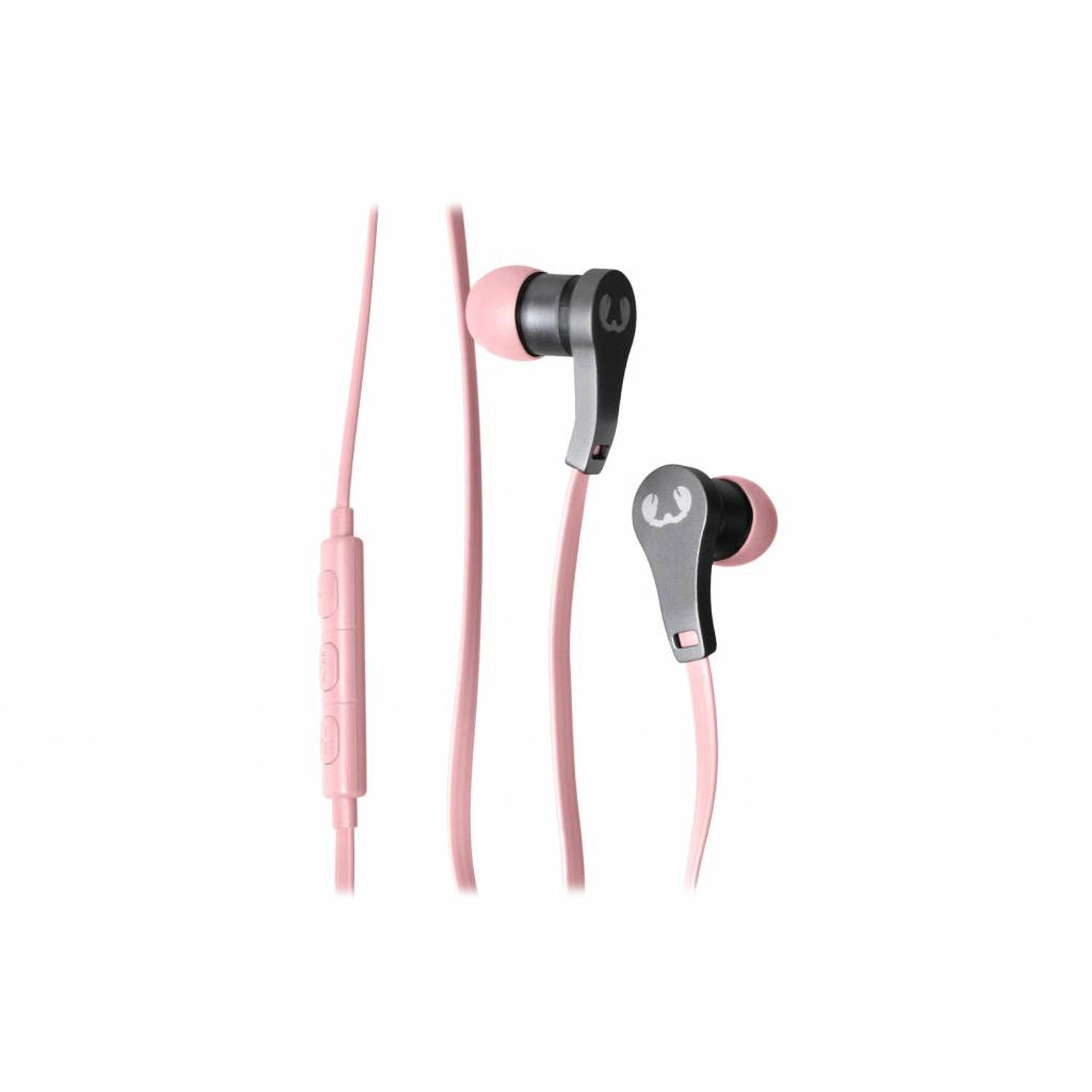 Roze Lace Earbuds
