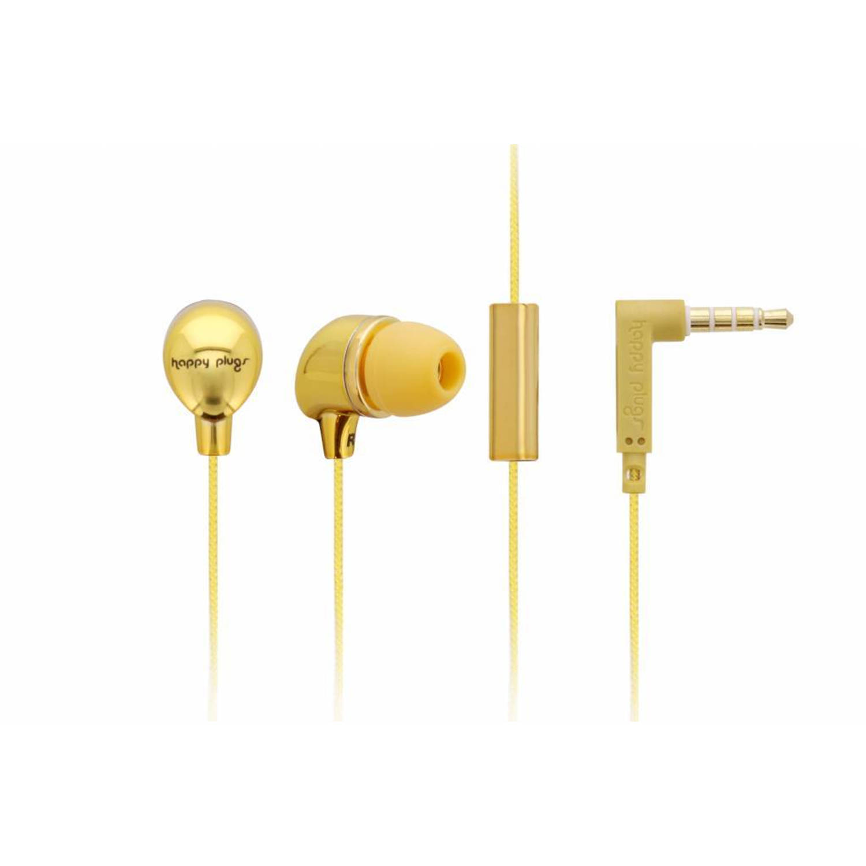 In-Ear Headphones Deluxe Edition - Gold