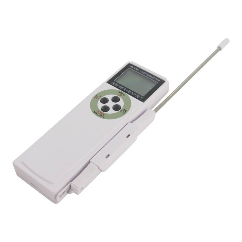 Insteekthermometer Digitaal Met Alarm