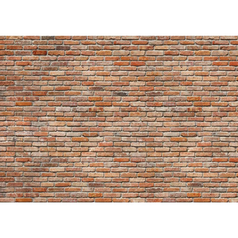 Korting Komar Fotobehang Exposed Brick Wall 368x254 Cm 8 741