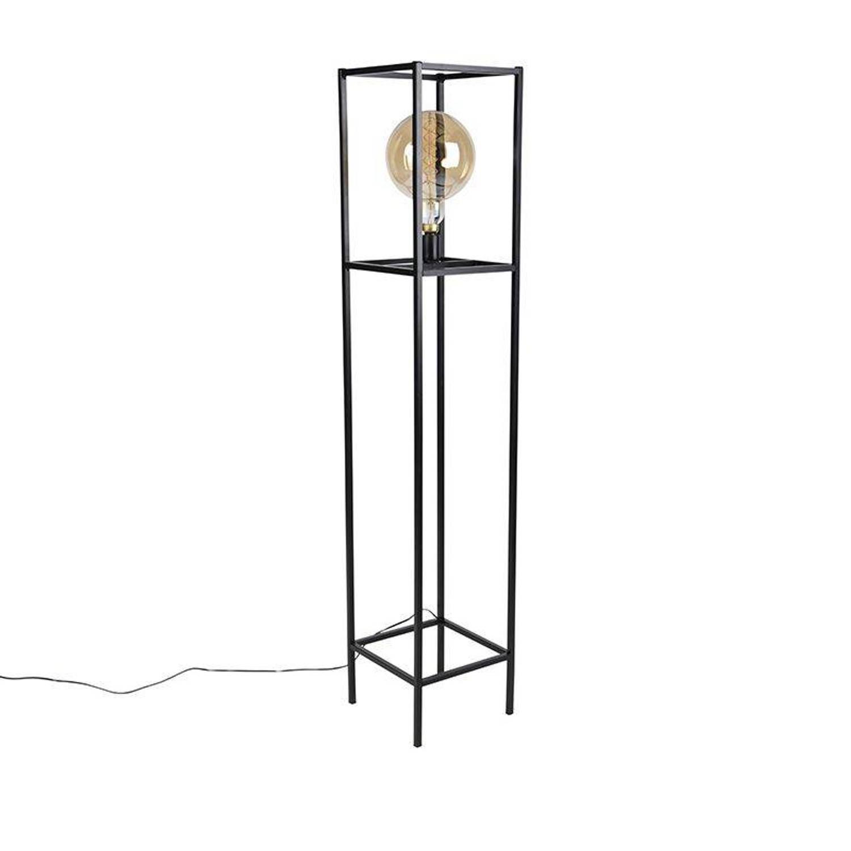 Qazqa Vloerlamp Cage