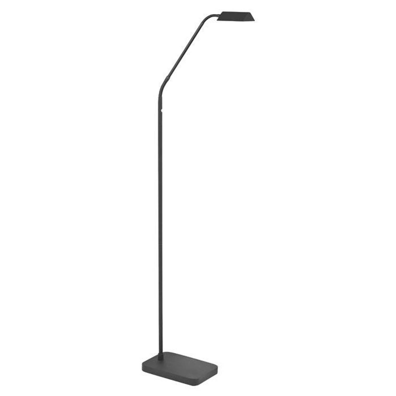 Highlight Vloerlamp Como zwart