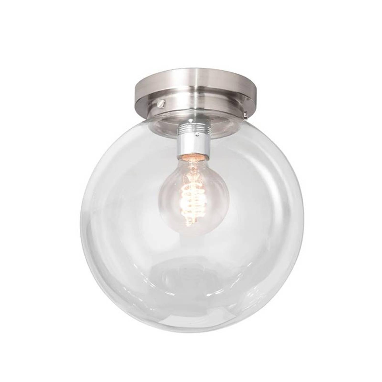 Highlight Plafondlamp Deco Globe klein helder