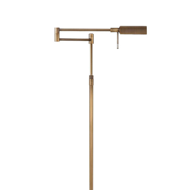Korting Highlight Vloerlamp New Bari Brons