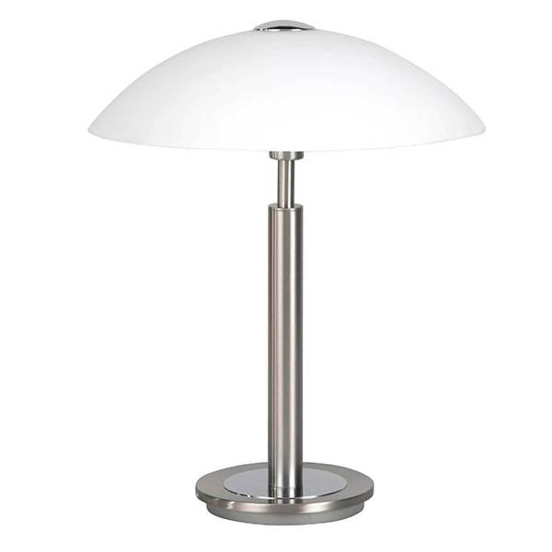 Highlight Tafellamp Touch mat-chroom groot