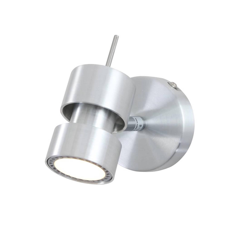 Steinhauer Spot Natasja LED aluminium 1 lichts