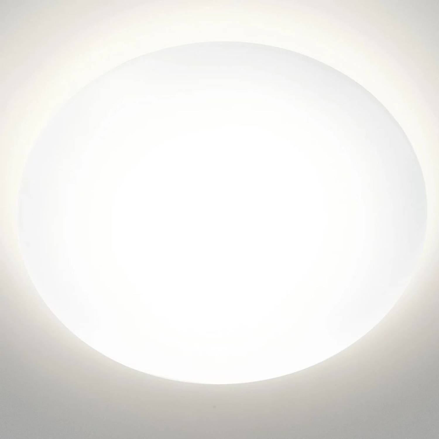 Philips Plafondlamp myLiving Suede LED 4x5 W wit 318023116