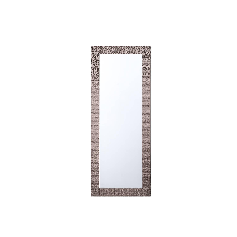 Beliani Marans Spiegel Bruin