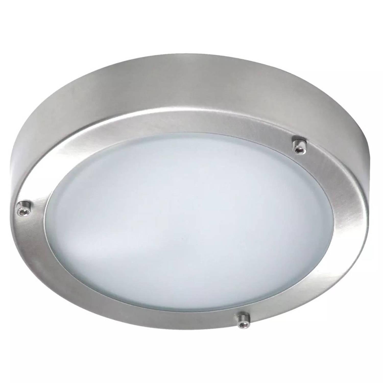 Smartwares Plafond-/wandlamp 11 W chroom 5000.321