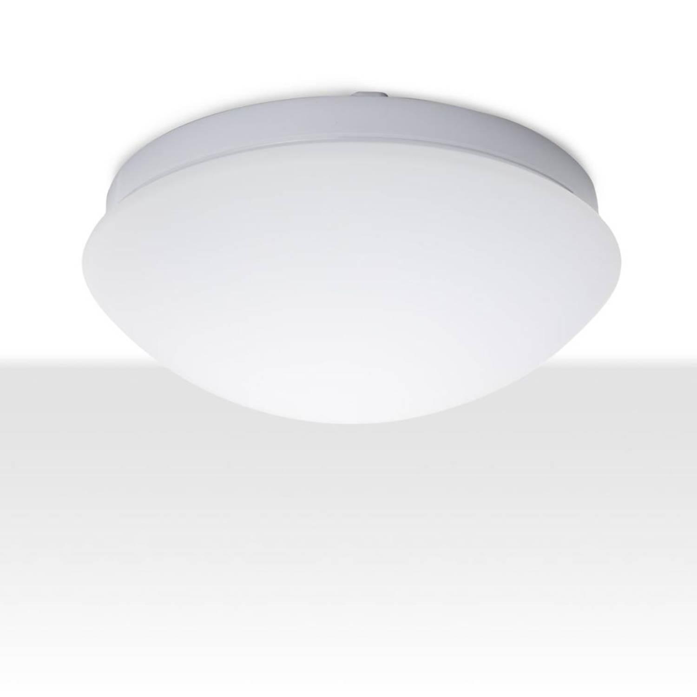Smartwares Plafondlamp met bewegingssensor 60 W wit 5000.438