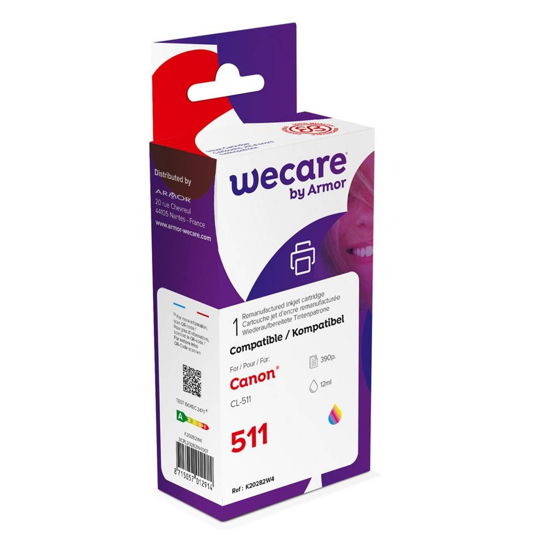weCare Cartridge Canon CL-511 Tricolor