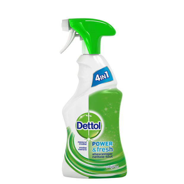 Dettol Allesreiniger Spray Original - 500 ml