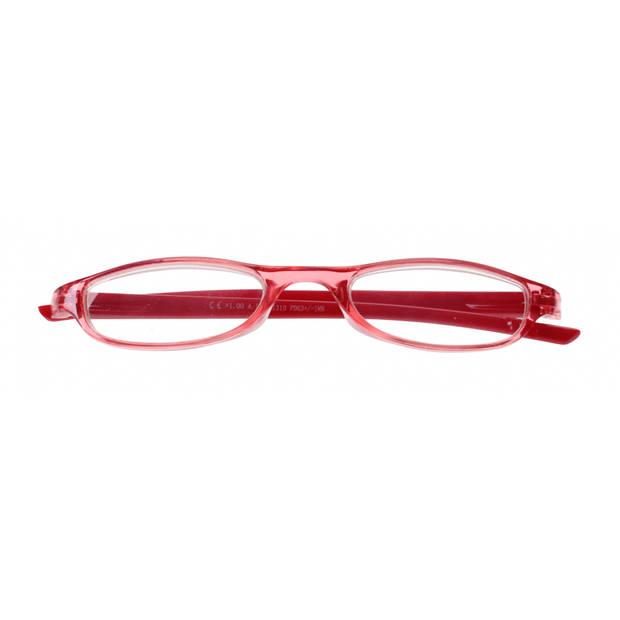 Lifetime-Vision leesbril unisex rood sterkte +1.50