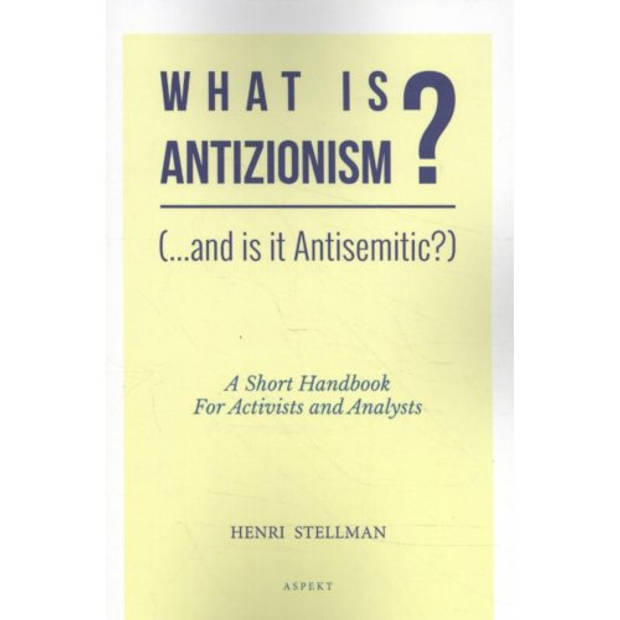 What Is Antizionisme?
