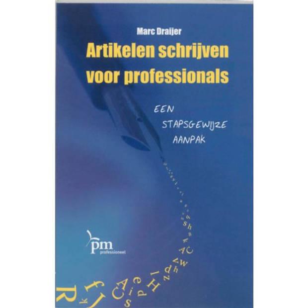 Artikelen Schrijven Voor Professionals - Pm-Reeks