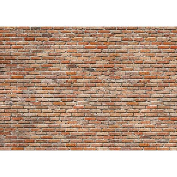 Komar Fotobehang Exposed Brick Wall 368x254 cm 8-741
