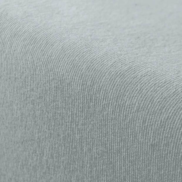 Essenza Premium jersey hoeslaken extra hoog - 97% gebreide katoen - 3% elastan - 2-persoons (140/160x200/220 cm) - Groen