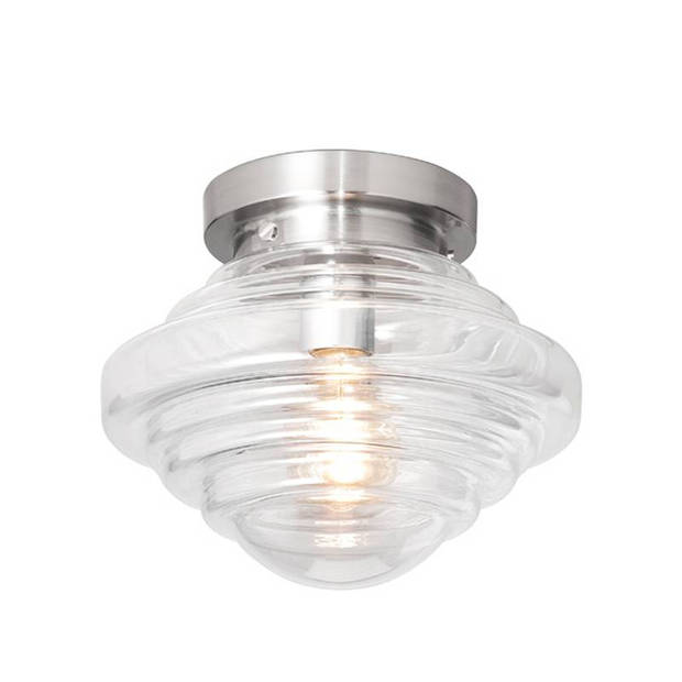 Highlight Plafondlamp Deco York Ø 24 cm helder