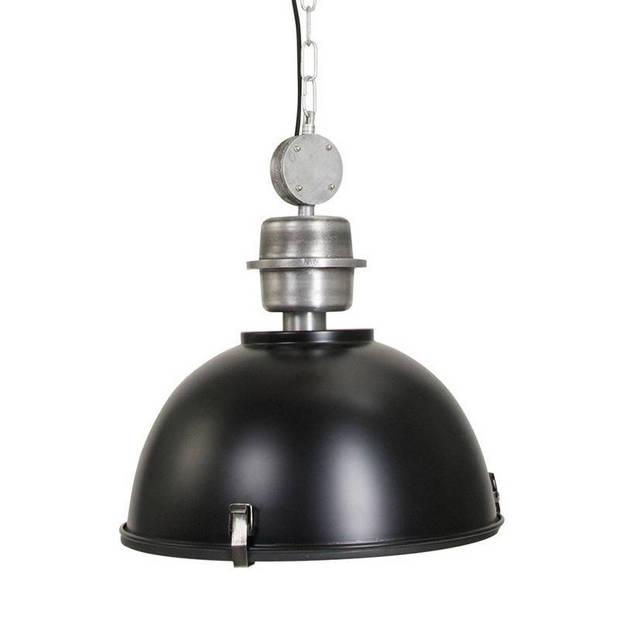 Steinhauer Hanglamp bikkel duo zwart