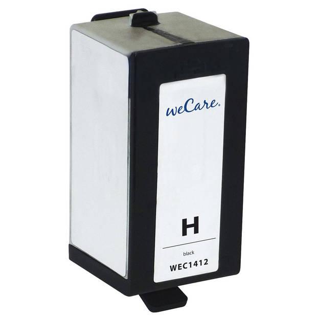 weCare Cartridge compatible met HP 920XL Zwart