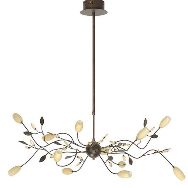 Highlight Hanglamp Grosseto bruin H5369.22